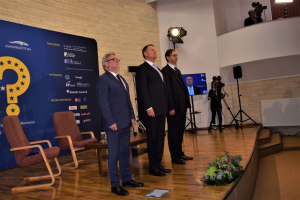 """Conferința Internațională """"Viitorul Europei. Perspectivele evoluțiilor contemporane"""" – Ziua 1"""