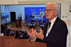 """Conferința Internațională """"Viitorul Europei. Perspectivele evoluțiilor contemporane"""" – Ziua 2"""