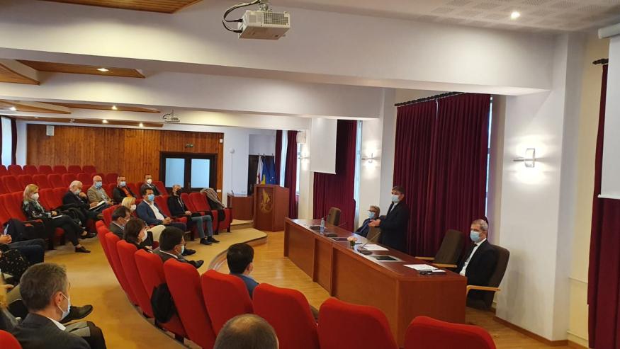 Sedinta Consiliu Consultativ ULBS