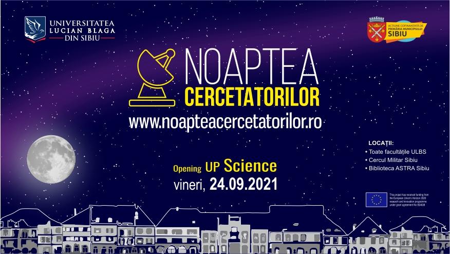 Noaptea Cercetătorilor 2021