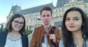 Studenți de la Facultatea de Litere, premiați