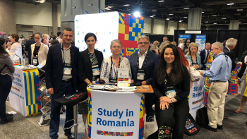 ULBS la târgul educațional NAFSA 2019 – Washington