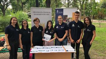 Basarabenii din Sibiu promovează ULBS în Republica Moldova