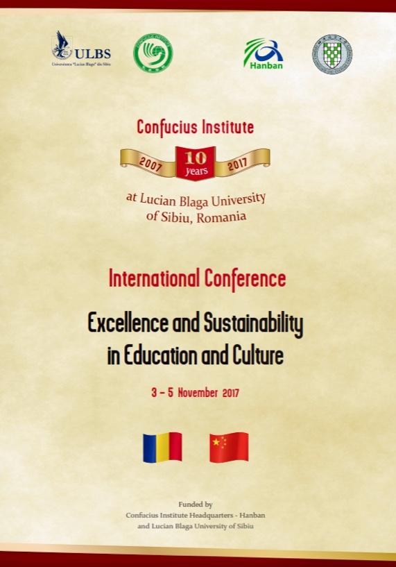 ULBS sărbătorește 10 ani de la înființarea primului Institut Confucius din România