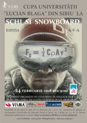 Cupa de Schi si Snowboard – ULBS 24.02.2018