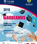 GAUDEAMUS – Sărbătoarea absolvenților 2018