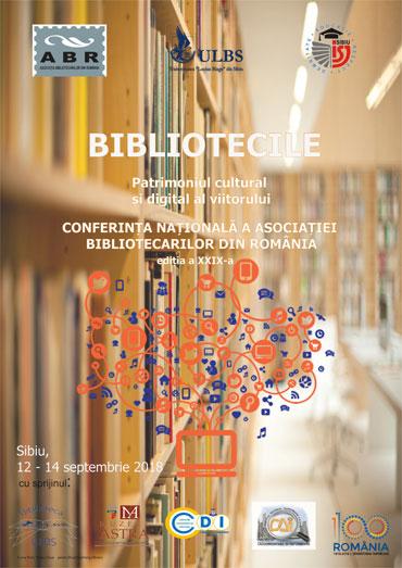 Conferința Națională a bibliotecarilor