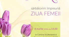 8 Martie la Cantina Studențească