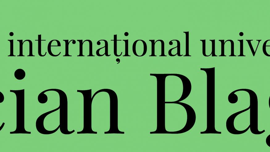 "Colocviul Internațional Universitar ""Lucian Blaga"", ediția 2020 (on-line)"