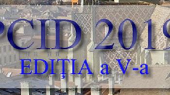 Conferinţa Naţională de Informatică Programare, Comunicare, Imaginaţie, Design (PCID)