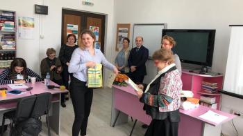 Premiul al II-lea la concursul studențesc de traduceri