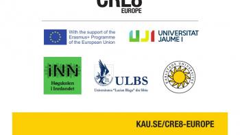 CRE8 Europe: Selecție de studenții ULBS pentru un proiect internațional