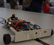 Concursul de roboți mobili