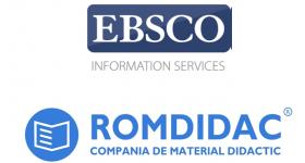 Acces extins la baze de date EBSCO