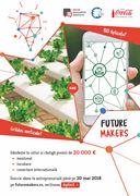 Future Makers – Premii de 20.000 euro în pentru tineri cu idei de viitor