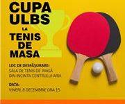 CUPA ULBS LA TENIS DE MASA