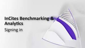 Acces la InCites Benchmarking & Analytics