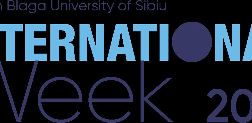 International Week of Lucian Blaga University of Sibiu 2021