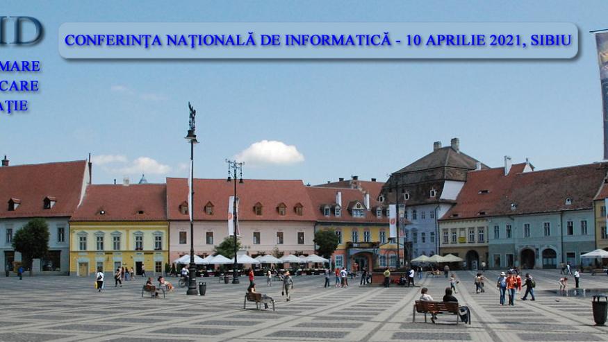 Performanțe ale elevilor la Conferința Națională de Informatică PCID 2021