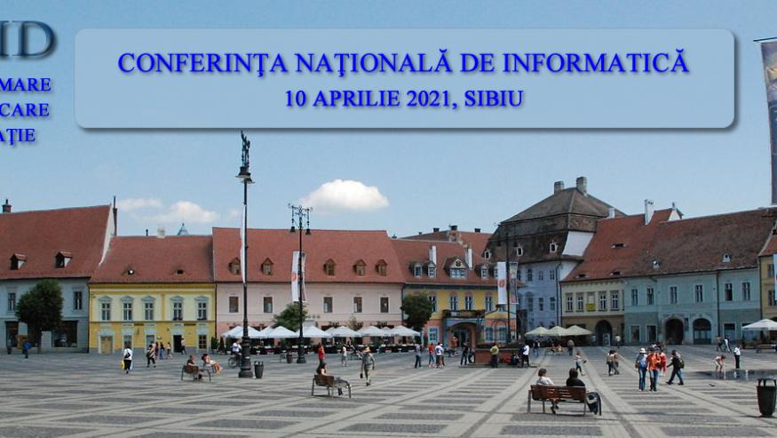 Conferința Națională de Informatică pentru Elevi, PCID 2021