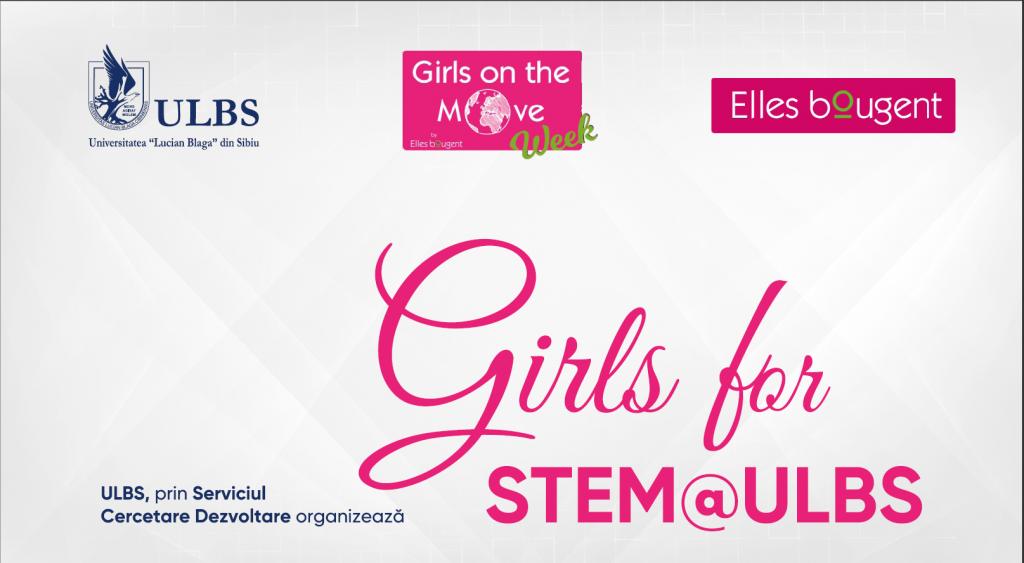 Girls for STEM@ULBS