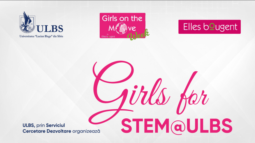 Girls for STEM@ULBS