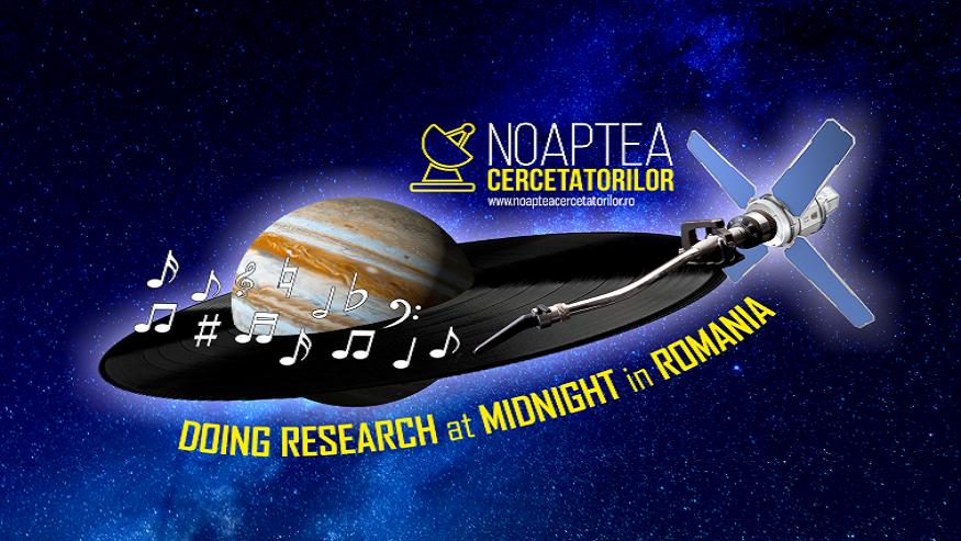 Noaptea Cercetătorilor 2020