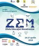 Invitație – Zilele Educației Mecatronice