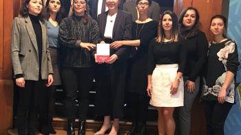 """Finalizarea celei de-a 7-a ediții a proiectului național """"Prix Goncourt/ Le Choix roumainˮ"""