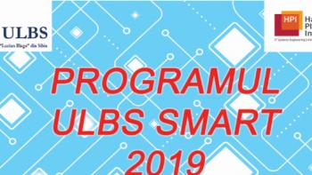 Invitație – Finala ULBS SMART