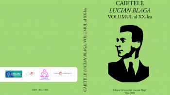 "Colocviul Internațional Universitar ""Lucian Blaga"" 2019"