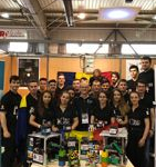 Campionatul European de Robotică EUROBOT 2018