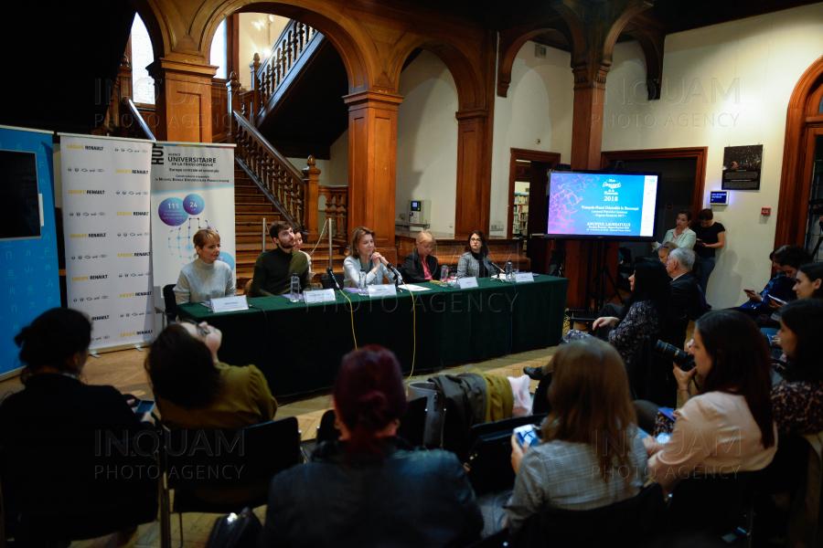 Proiect Prix Goncourt – Le choix roumain