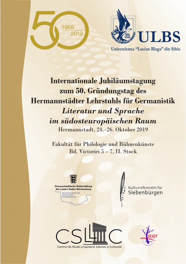 Literatură și limbă în spațiul sudesteuropean