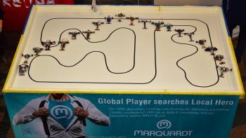 Concursul de roboți mobili – powered by Marquardt