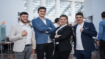 O echipă de studenţi din Sibiu a ajuns în finala Innovation Labs