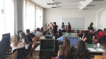 Seminar vocational de Relații Publice pentru elevi și studenți