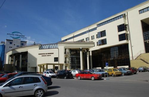 Clădirea Facultății de Inginerie