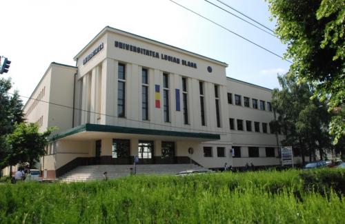 Clădirea Facultății de Litere și Arte