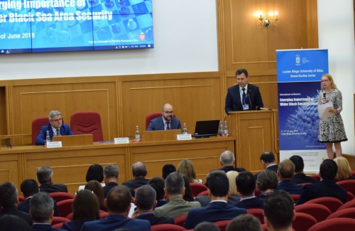 Conferinta Emerging Importance of Wider Black Sea Area Security