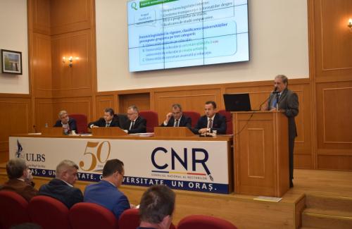 LBUS 50 National Council of Rectors