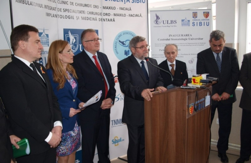 Inauguration of the Dental Center