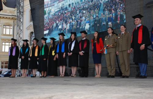 Gaudeamus graduation party