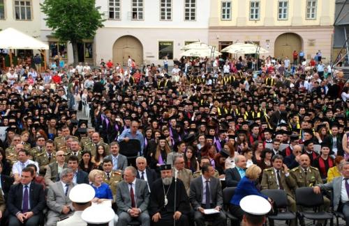 Gaudeamus graduates' holiday