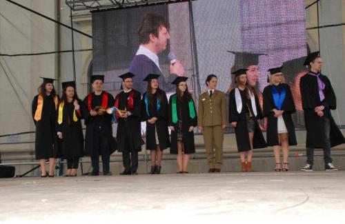 Sarbatoarea absolventilor Gaudeamus