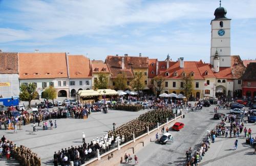 Sibiu Piața Mică
