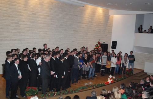 The Christmas show 2014